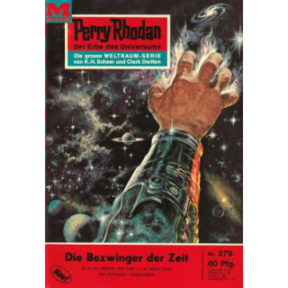 Moewig Perry Rhodan Nr.: 279 - Voltz, William: Die Bezwinger der Zeit Z(1-2)