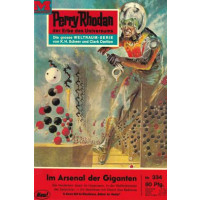 Moewig Perry Rhodan Nr.: 334 - Voltz, William: Im Arsenal...