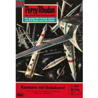 Moewig Perry Rhodan Nr.: 337 - Voltz, William: Kontakte...