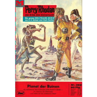 Moewig Perry Rhodan Nr.: 382 - Voltz, William: Planet der Ruinen Z(1-2)