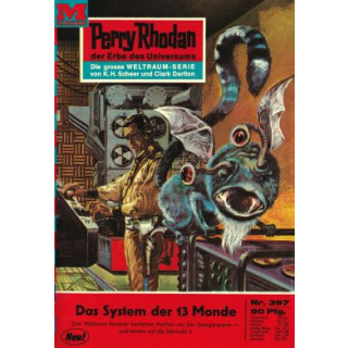 Moewig Perry Rhodan Nr.: 397 - Voltz, William: Das System der 13 Monde Z(2)