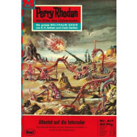Moewig Perry Rhodan Nr.: 417 - Voltz, William: Attentat...
