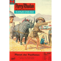 Moewig Perry Rhodan Nr.: 452 - Voltz, William: Planet der...