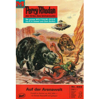 Moewig Perry Rhodan Nr.: 455 - Voltz, William: Auf der...