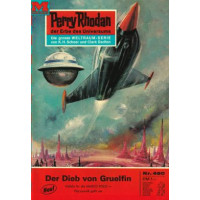 Moewig Perry Rhodan Nr.: 480 - Voltz, William: Der Dieb...