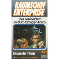 Bastei Filmroman Nr.: 71005 - Gerrold, David: Invasion der Tribbles Z(1-2)
