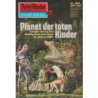 Moewig Perry Rhodan Nr.: 802 - Darlton, Clark: Planet der...