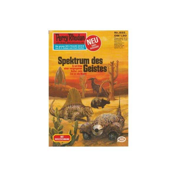 Moewig Perry Rhodan Nr.: 855 - Vlcek, Ernst: Spektrum des Geistes Z(1-2)