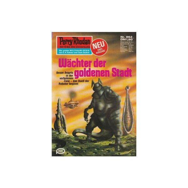 Moewig Perry Rhodan Nr.: 962 - Ewers, H. G.: Der Wächter der goldenen Stadt Z(1-2)
