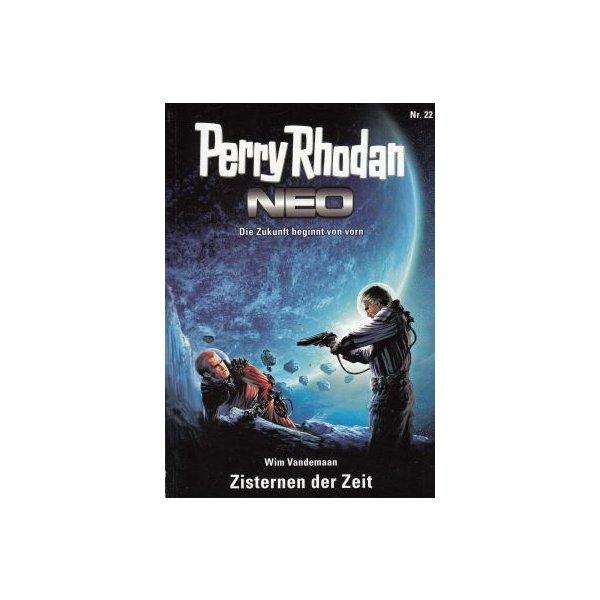 Moewig Perry Rhodan NEO Nr.: 22 - Vandemaan, Wim: Zisternen der Zeit Z(1-2)