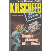 Moewig ZBV (1. Auflage) Nr.: 25 - Scheer, K. H.: Sonderplanung Mini-Mond Z(1-2)