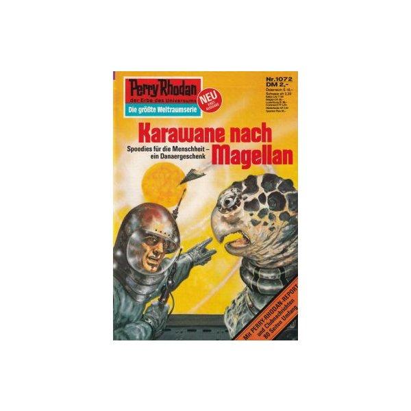 Moewig Perry Rhodan Nr.: 1072 - Vlcek, Ernst: Karawane nach Magellan Z(1-2)