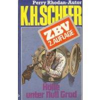 Moewig ZBV (2. Auflage) Nr.: 6 - Scheer, K. H.: Hölle unter null Grad Z(1-2)