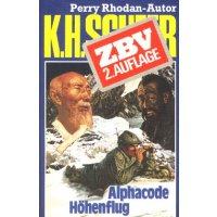 Moewig ZBV (2. Auflage) Nr.: 30 - Scheer, K. H.: Alphacode Höhenflug Z(1-2)