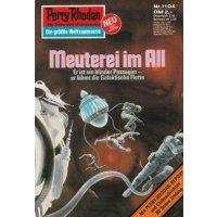Moewig Perry Rhodan Nr.: 1104 - Ewers, H. G.: Meuterei im All Z(1-2)