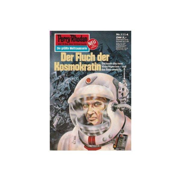 Moewig Perry Rhodan Nr.: 1114 - Mahr, Kurt: Der Fluch der Kosmokratin Z(1-2)
