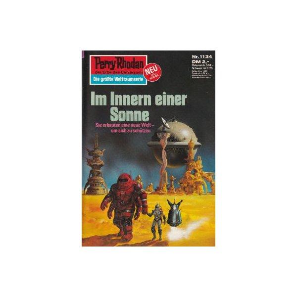 Moewig Perry Rhodan Nr.: 1134 - Winter, Detlev G.: Im Innern einer Sonne Z(1-2)