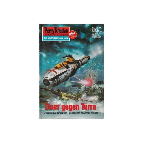 Moewig Perry Rhodan Nr.: 1137 - Mahr, Kurt: Einer gegen Terra Z(1-2)