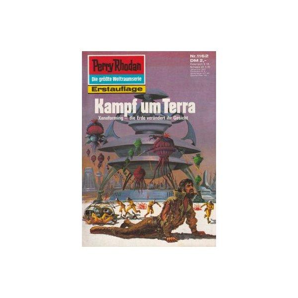 Moewig Perry Rhodan Nr.: 1162 - Ewers, H. G.: Kampf um Terra Z(1-2)