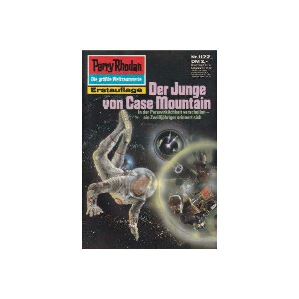Moewig Perry Rhodan Nr.: 1177 - Mahr, Kurt: Der Junge von Case Mountain Z(1-2)