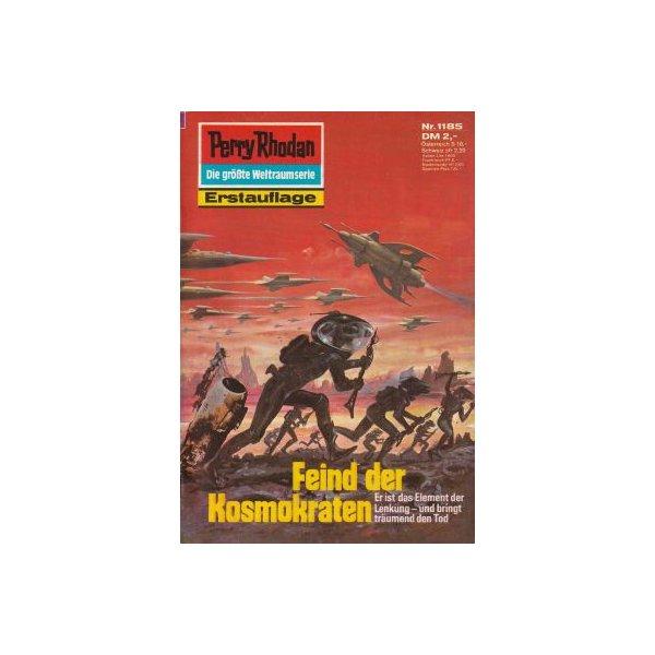 Moewig Perry Rhodan Nr.: 1185 - Ziegler, Thomas: Feind der Kosmokratin Z(1-2)