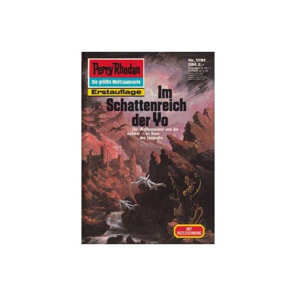 Moewig Perry Rhodan Nr.: 1191 - Mahr, Kurt: Im Schattenreich der Yo Z(1-2)