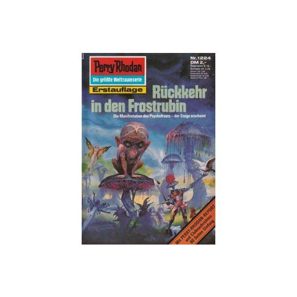 Moewig Perry Rhodan Nr.: 1224 - Ziegler, Thomas: Rückkehr in den Frostrubin Z(1-2)