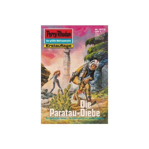 Moewig Perry Rhodan Nr.: 1274 - Francis, H. G.: Die Paratau-Diebe Z(1-2)
