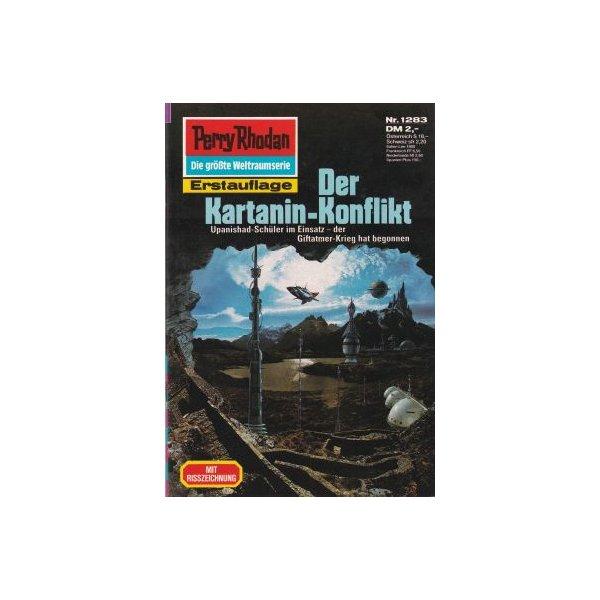 Moewig Perry Rhodan Nr.: 1283 - Ewers, H. G.: Der Kartanin-Konflikt Z(1-2)