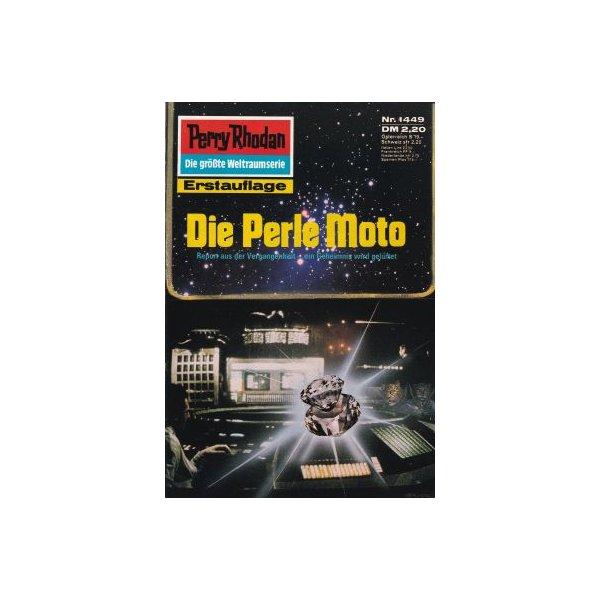 Moewig Perry Rhodan Nr.: 1449 - Sydow, Marianne: Die Perle Moto Z(1-2)