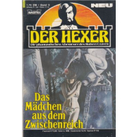 Bastei Der Hexer Nr.: 9 - ohne Angaben: Das Mädchen aus dem Zwischenreich Z(1-2)