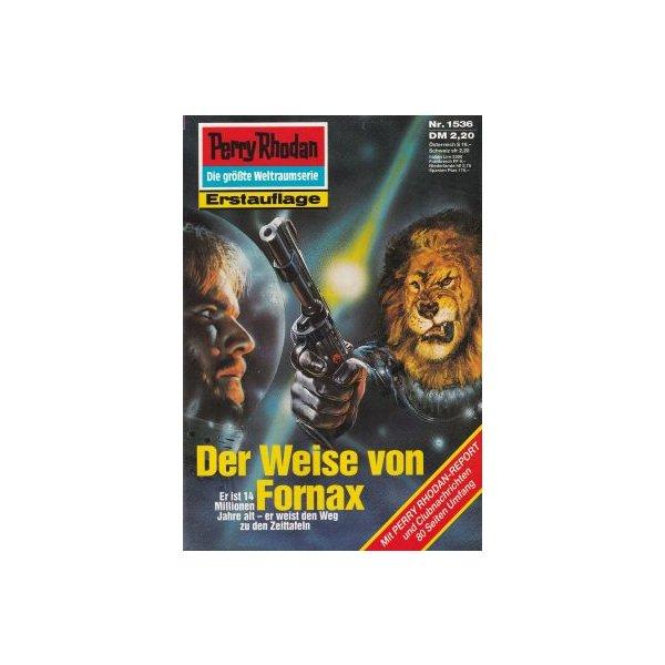 Moewig Perry Rhodan Nr.: 1536 - Vlcek, Ernst: Der Weise von Fornax Z(1-2)