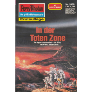 Moewig Perry Rhodan Nr.: 1603 - Griese, Peter: In der Toten Zone Z(1-2)