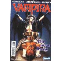 Bastei Vampira Taschenroman Nr.: 3 - Stahl, Timothy: Die Auserwählte Z(1-2)