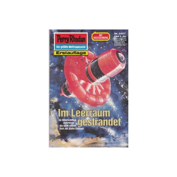 Moewig Perry Rhodan Nr.: 1607 - Feldhoff, Robert: Im Leerraum gestrandet Z(1-2)