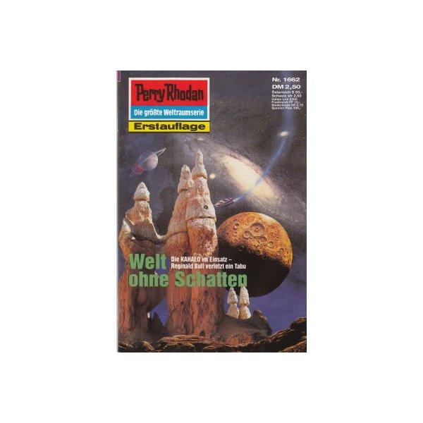 Moewig Perry Rhodan Nr.: 1662 - Schwartz, Susan: Welt ohne Schatten Z(1-2)