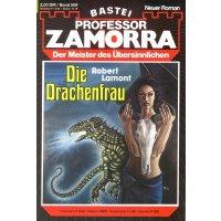 Bastei Professor Zamorra Nr.: 509 - Lamont, Robert: Die Drachenfrau Z(1-2)