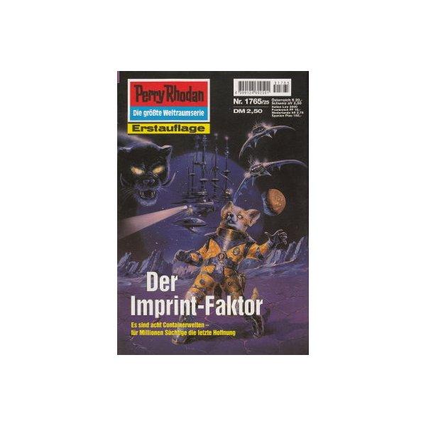 Moewig Perry Rhodan Nr.: 1765 - Schwartz, Susan: Der Imprint-Faktor Z(1-2)