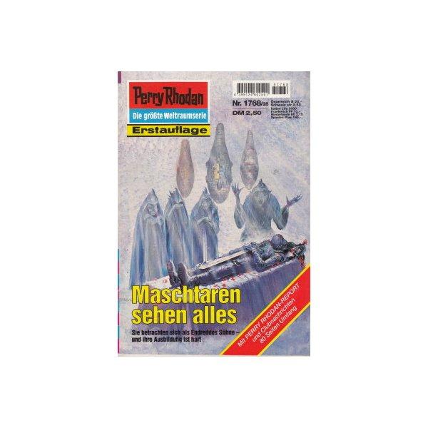 Moewig Perry Rhodan Nr.: 1768 - Vlcek, Ernst: Maschtaren sehen alles Z(1-2)
