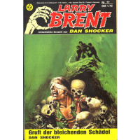 Zauberkreis Larry Brent Nr.: 77 - Shocker, Dan: Die Gruft...