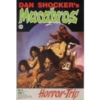 Zauberkreis Macabros Nr.: 6 - Shocker, Dan: Horror-Trip Z(0-1)