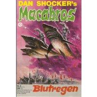 Zauberkreis Macabros Nr.: 9 - Shocker, Dan: Blutregen Z(0-1)