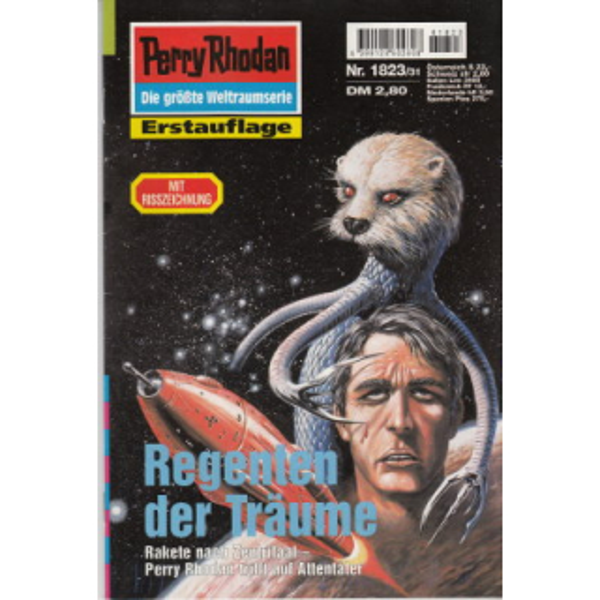 Moewig Perry Rhodan Nr.: 1823 - Feldhoff, Robert: Regenten der Träume Z(1-2)
