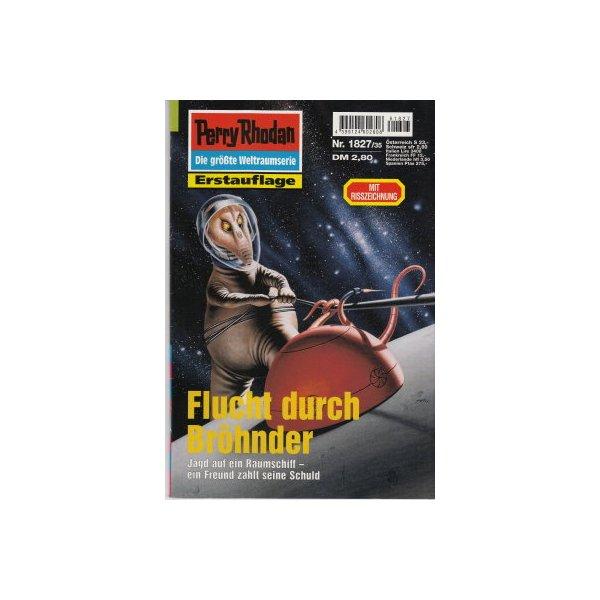 Moewig Perry Rhodan Nr.: 1827 - Griese / Feldhoff: Flucht nach Bröhnder Z(1-2)