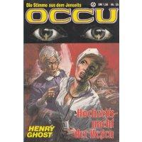Zauberkreis Occu Nr.: 55 - Ghost, Henry: Hochzeitsnacht der Hexen Z(1-2)