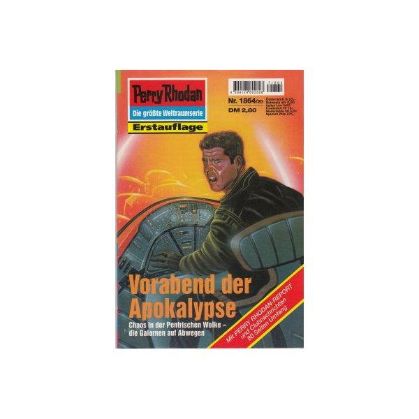 Moewig Perry Rhodan Nr.: 1864 - Hoffmann, Horst: Vorabend der Apokalypse Z(1-2)