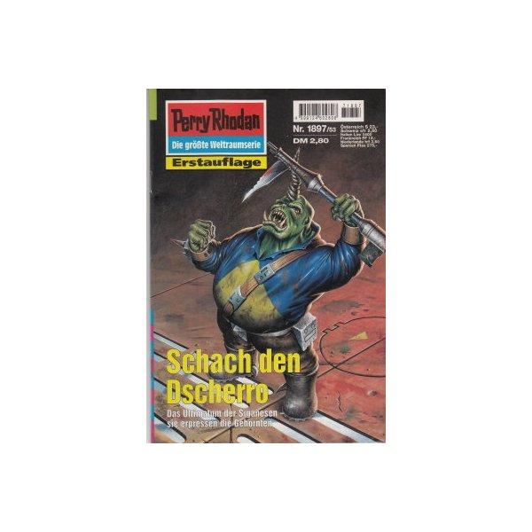 Moewig Perry Rhodan Nr.: 1897 - Ellmer, Arndt: Schach den Dscherro Z(1-2)