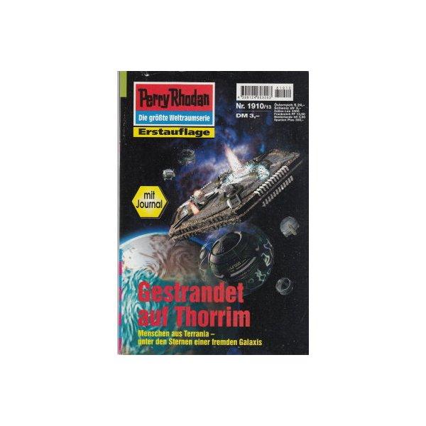Moewig Perry Rhodan Nr.: 1910 - Ellmer, Arndt: Gestrandet auf Thorrim Z(1-2)