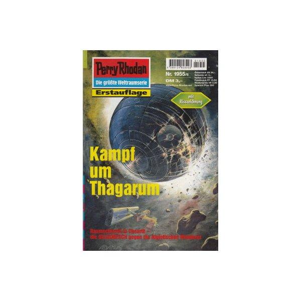 Moewig Perry Rhodan Nr.: 1955 - Terrid / Ellmer: Kampf um Thagarum Z(1-2)