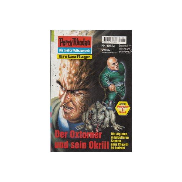 Moewig Perry Rhodan Nr.: 1958 - Ellmer, Arndt: Der Oxtorner und sein Okrill Z(1-2)